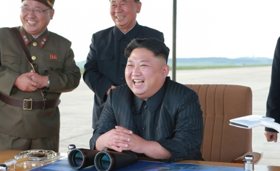 Coreia do Norte ameaça testar bomba nuclear de hidrogênio no Oceano Pacífico