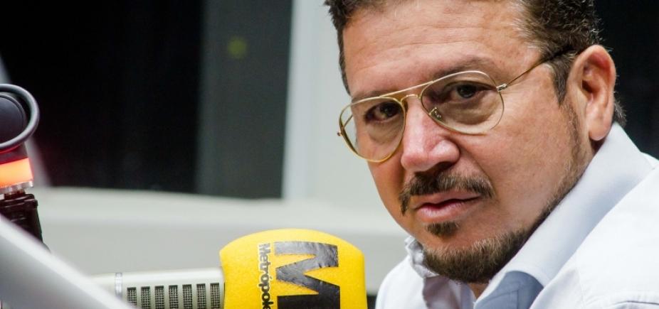 [Manassés diz que vai deixar PSL, mas não confirma candidatura para deputado federal ]