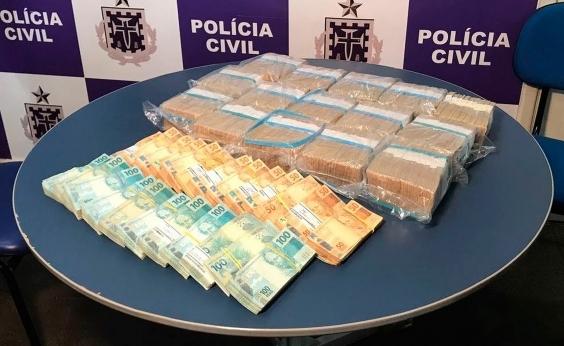 Suspeito de envolvimento em pirâmide financeira que lucrou R$ 200 milhões é solto