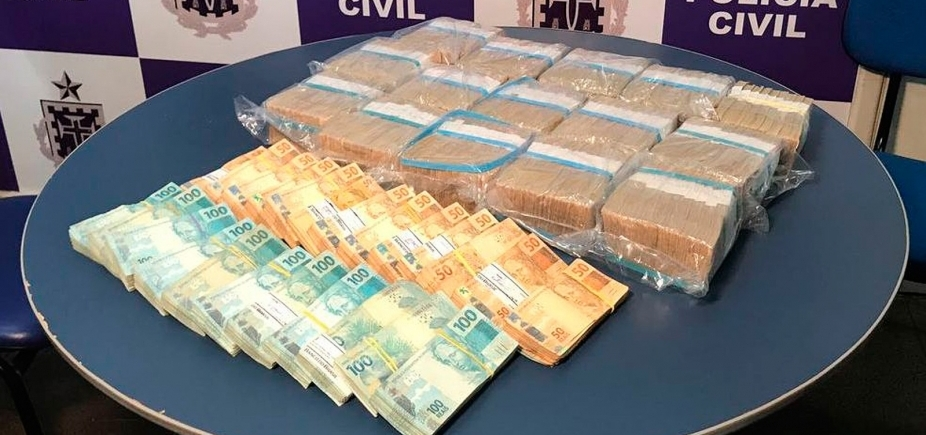 [Suspeito de envolvimento em pirâmide financeira que lucrou R$ 200 milhões é solto]