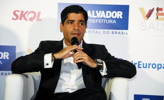 ACM Neto, Doria e Maia discutem eleições presidenciais em jantar, diz blog