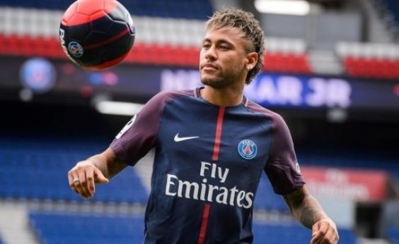 Neymar é poupado e não enfrenta Montpellier neste sábado