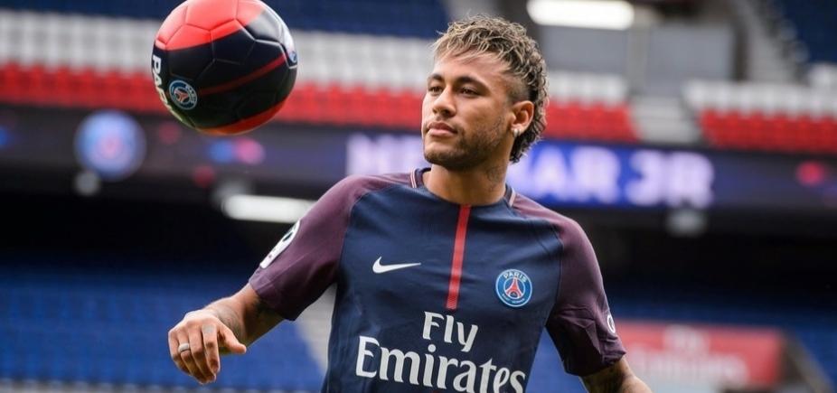 [ Neymar é poupado e não enfrenta Montpellier neste sábado ]