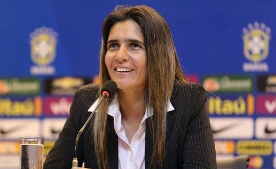 Treinadora da seleção brasileira feminina de futebol é demitida