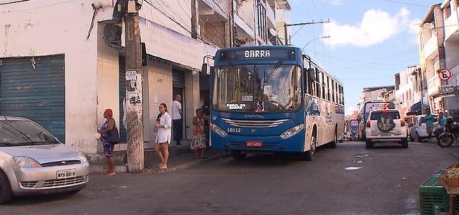 [Ônibus voltam a circular no Vale das Pedrinhas, Nordeste de Amaralina e Santa Cruz]