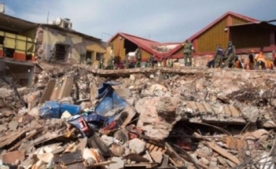 Novo terremoto atinge México neste sábado