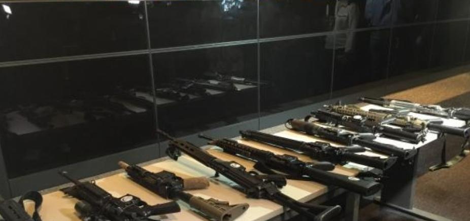 [Rocinha: operação apreende armas e prende criminosos neste sábado]