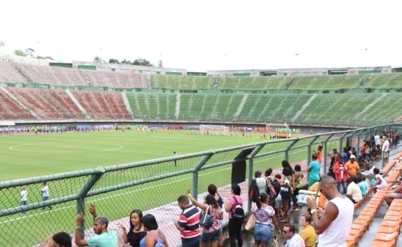 Copa Dente de Leite inicia neste sábado no Estádio de Pituaçu