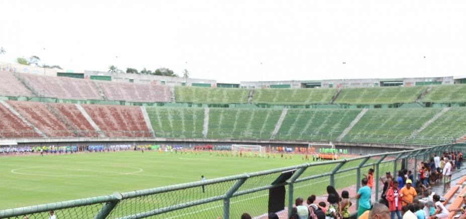 [Copa Dente de Leite inicia neste sábado no Estádio de Pituaçu]