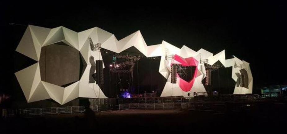 [Palco do Salvador Fest contará com estrutura cenográfica pela primeira vez; confira]