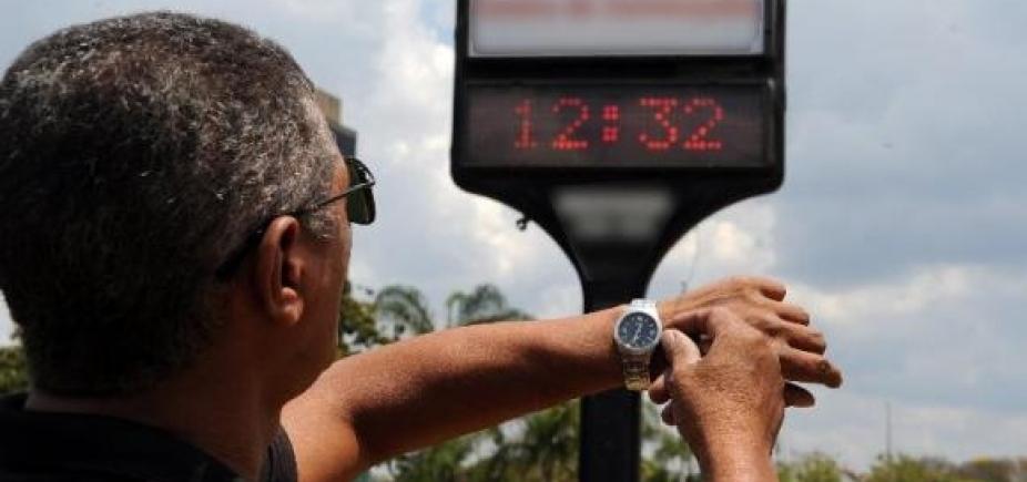 [Horário de verão pode ser extinto este ano em todo Brasil]