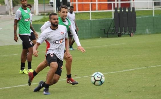 Com volta de José Welison, Vitória enfrenta Atlético-MG neste domingo; confira a lista dos relacionados
