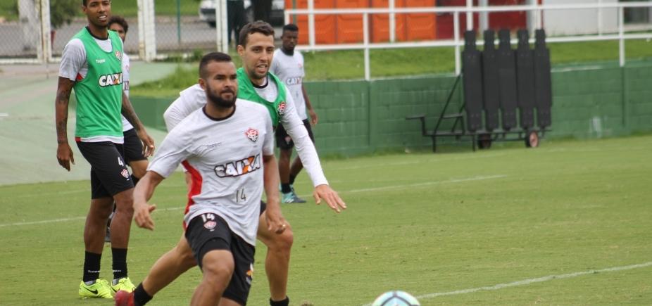 [Com volta de José Welison, Vitória enfrenta Atlético-MG neste domingo; confira a lista dos relacionados]