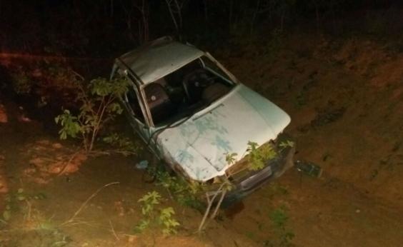 Homem morre após capotar carro em São Desidério