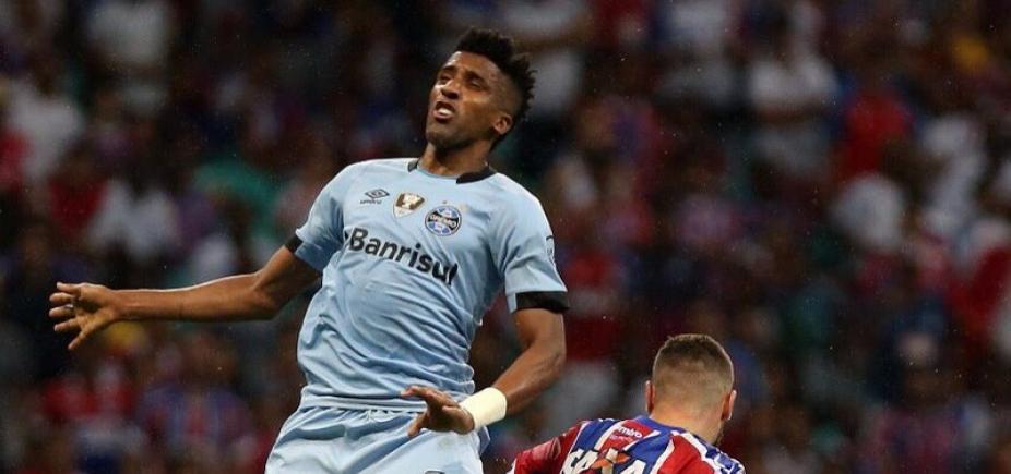 [Com gol no final, Bahia vence Grêmio por 1 a 0 na Arena Fonte Nova]