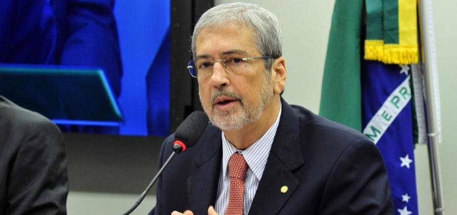 [Imbassahy vai se reunir com presidente do PMDB baiano nesta semana, diz jornal ]