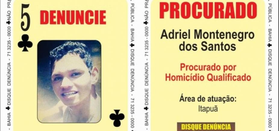 [Suspeito de matar ex-namorada de 15 anos em Itapuã se apresenta à polícia, após 5 meses]