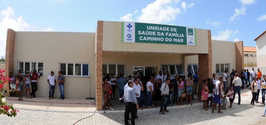 [Inaugurada em dezembro, Unidade de Saúde da Família começa a funcionar em Camaçari]