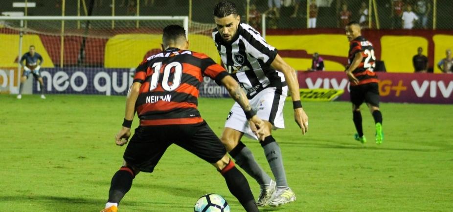 [CBF altera horário de duelo entre Botafogo e Vitória na Série A]