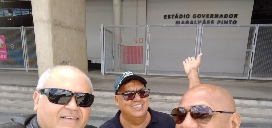 [Metrópole transmite final da Copa do Brasil direto de Belo Horizonte]