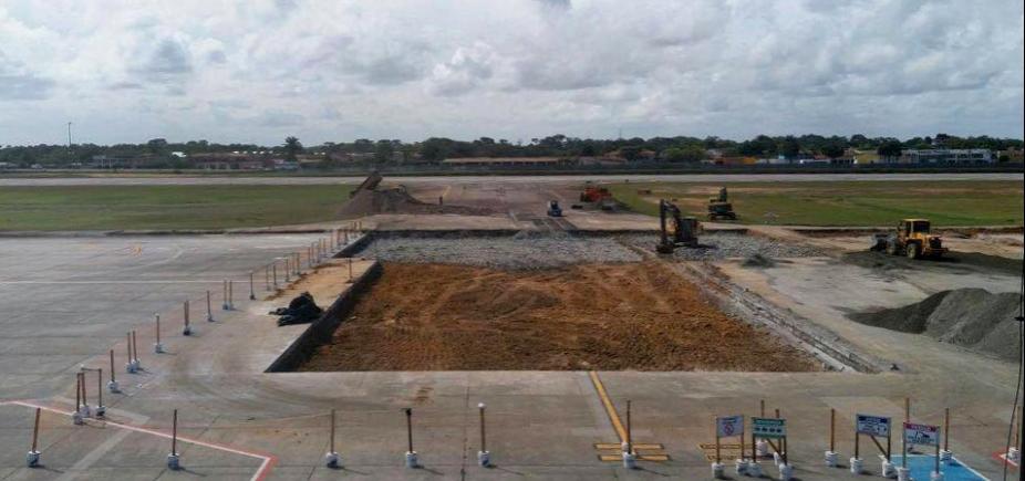 [Obras no aeroporto de Porto Seguro ampliam número de voos em até 500%]