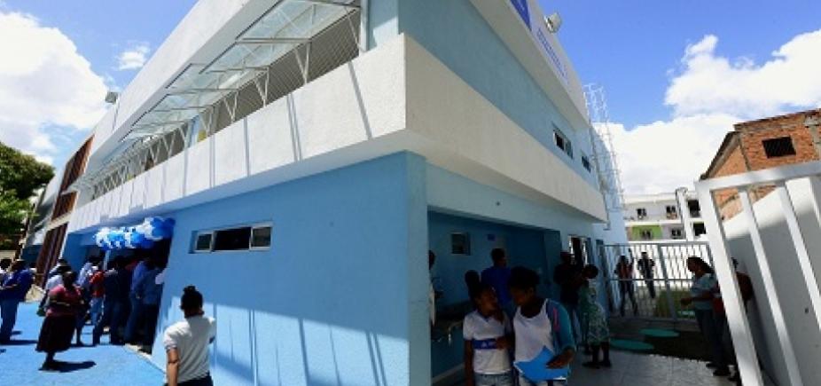 [Com ivestimento de R$ 4 milhões, Subúrbio de Salvador recebe nova escola]