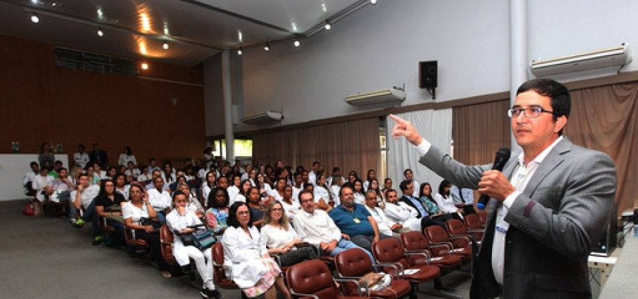 [Hospital Roberto Santos lança programa para realização de transplantes de órgãos na unidade]
