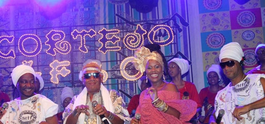 [Carnaval2018: Cortejo Afro terá como tema música de Caetano Veloso]