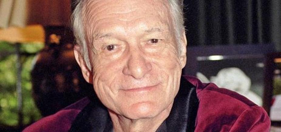[Morre Hugh Hefner, fundador da Playboy, aos 91 anos]