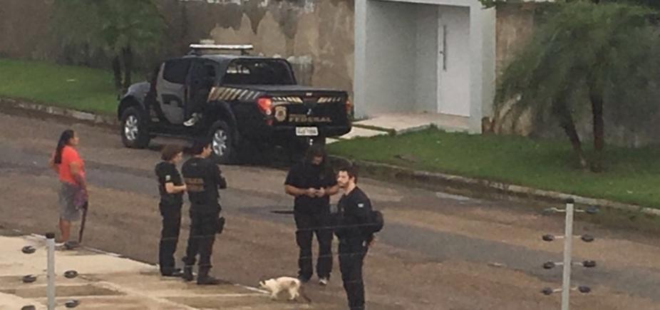 [Filhos e enteados de Romero Jucá são alvos de operação da Polícia Federal]
