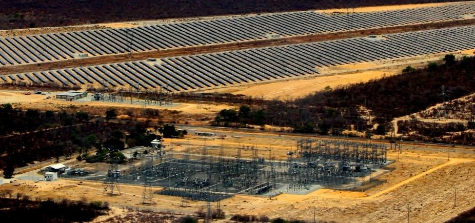 [Maior parque de energia solar do país é inaugurado no oeste da Bahia: ʹForte desenvolvimentoʹ]