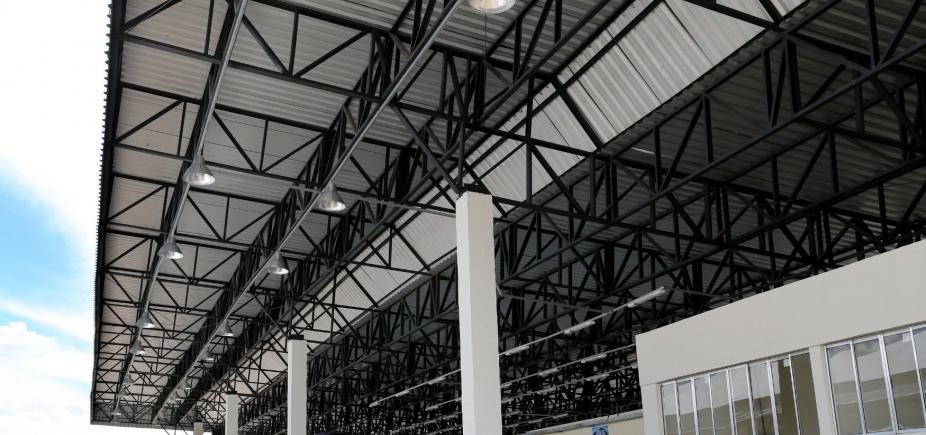 [Com investimento de R$ 1 milhão, governo reinaugura terminal rodoviário em Ibotirama]