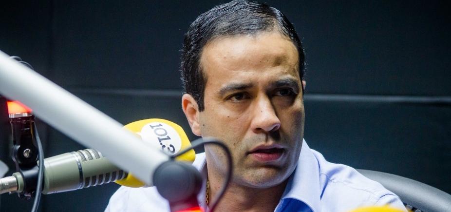 [Bruno Reis diz que Neto é favorito na eleição para governador: \