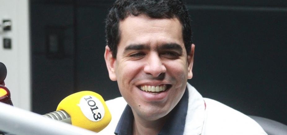 [Horas após criticar política, presidente do Bahia é indicado para receber medalha na Câmara]