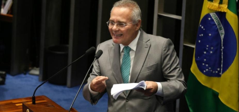 [Renan Calheiros acusa Temer de manter negociações com Janot para salvar amigos]