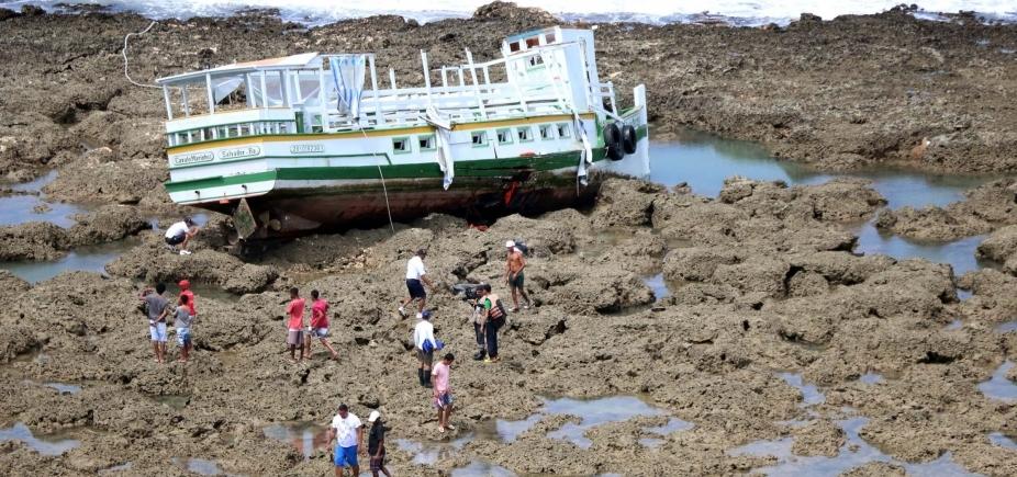 [Acidente em Mar Grande: empresa responsável por lancha apresenta relatório ao Ministério Público]