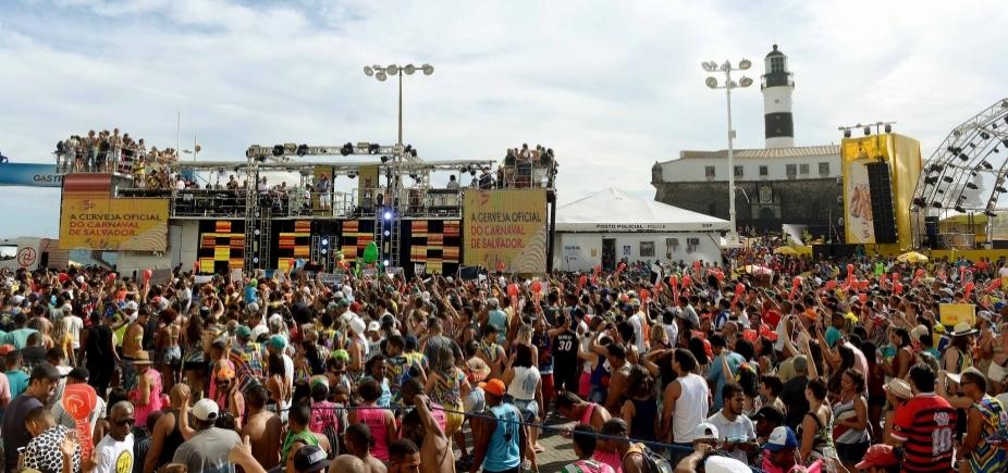 [ʹCircuito da Barra virou mercado de carneʹ, diz Netinho sobre Carnaval]