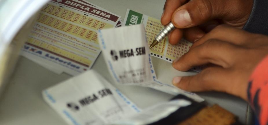 [Mega-Sena: sorteio desta quarta-feira pode pagar prêmio de R$ 55 milhões ]