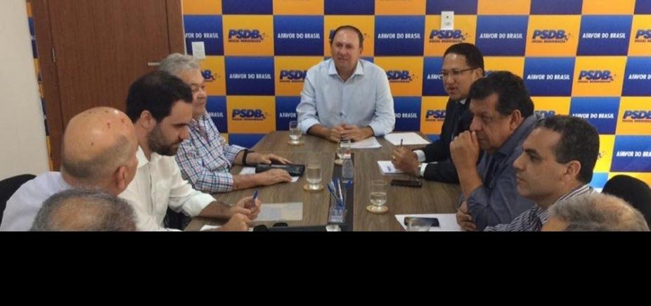 [Eleição para novo presidente do PSDB de Salvador é suspensa pela Justiça]