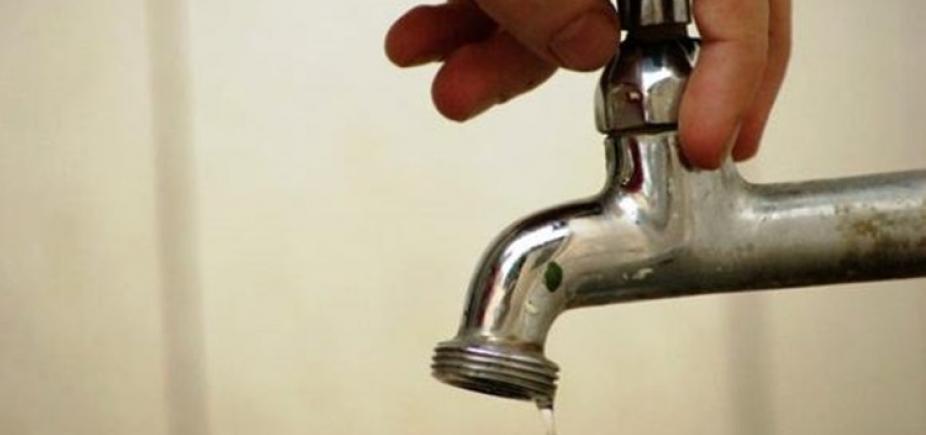 [Fornecimento de água será interrompido em Vera Cruz, Itaparica e Jaguaripe na quarta]