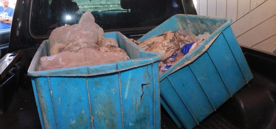 [Mercado de carne clandestino é descoberto durante operação policial em Mont Serrat]