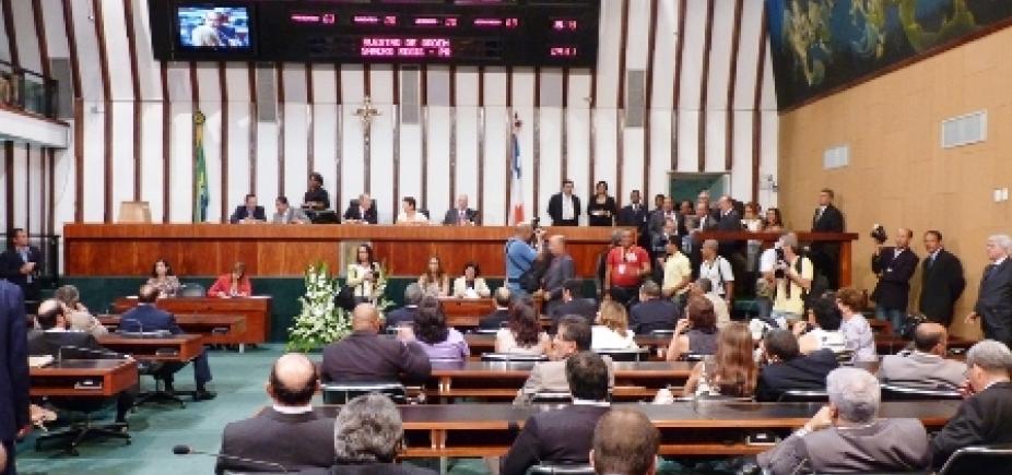 [AL-BA aprova Projeto de Lei sobre renegociação de dívidas]