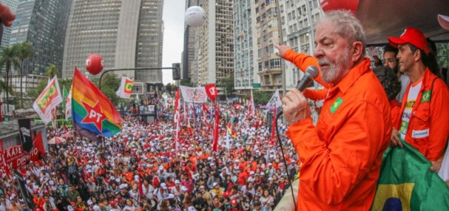 [ʹLula não é mais só o Lula, Lula é uma ideiaʹ, dispara petista em evento no Rio]