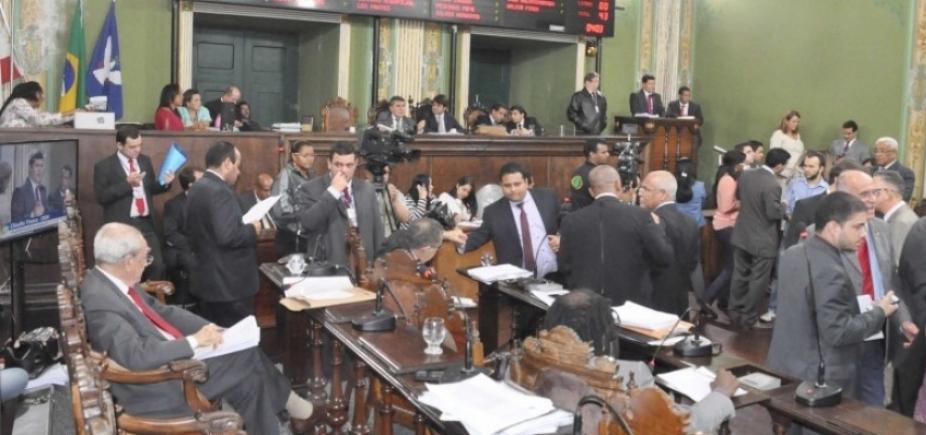 [Câmara aprova título de cidadão soteropolitano à presidente do TJ-BA e ao vice-prefeito Bruno Reis]