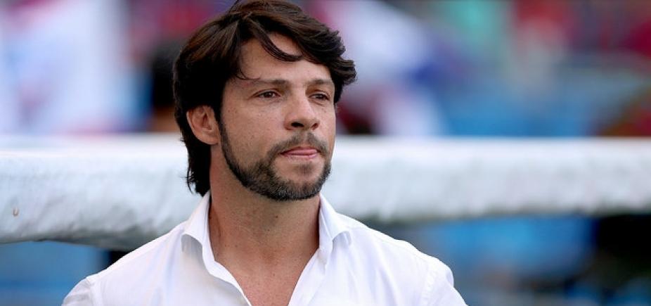 [Preto Casagrande é demitido e não treina mais o Bahia]