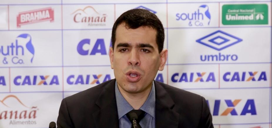 [Presidente do Bahia marca pronunciamento após demissão de Preto]