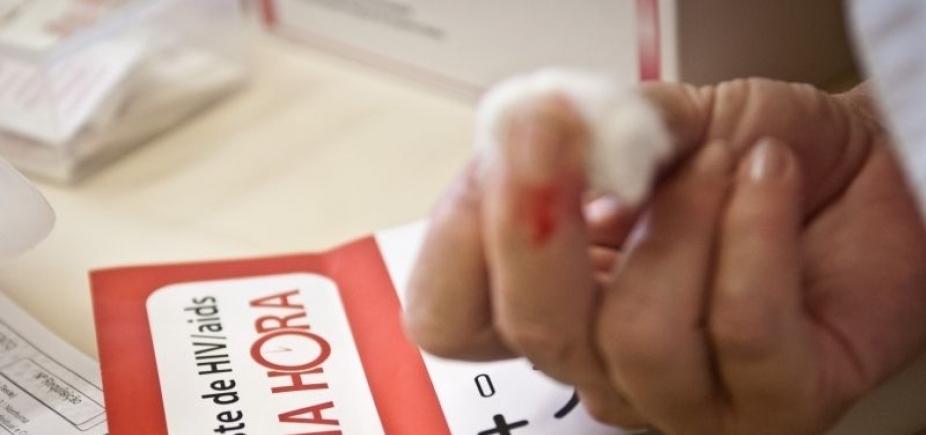 [Salvador registra quase metade de casos de Aids da Bahia]