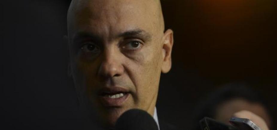 [Ministro Alexandre de Moraes defende ʹlegislação mais duraʹ contra crime organizado]