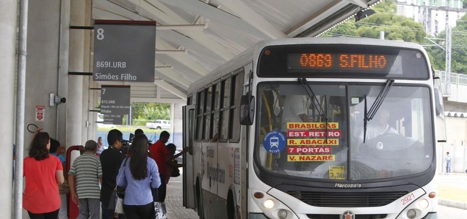 [Pelo menos 21 mil estudantes estão fora da integração entre metrô e ônibus na RMS]