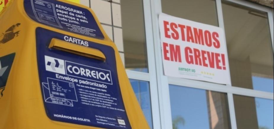 [Tribunal Superior do Trabalho propõe acordo entre Correios e trabalhadores em greve]